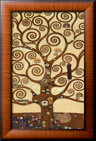 Tree Of Life By Gustav Klimt Life is a beautiful, complex layering of laws and interdependent movements of matter and energy. gustav klimt